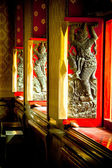 Buddhist reliefs — Stock Photo