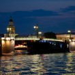 Stock Photo: White nights, Saint-Petersburg