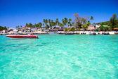 Azurblå lagunen i thailand — Stockfoto