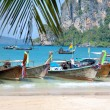 Tropical beach, Andaman Sea, Thailand — Stock fotografie