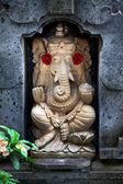 The Indian God Ganesha, Bali, Indonesia — Stock Photo