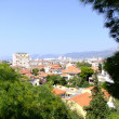 Split in croatia - view over the city to the mountains - Lizenzfreies Foto