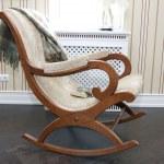 Rocking chair — Stock Photo #10168236