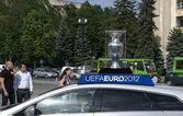 Kharkiv UEFA Cup in 2012 — Stock Photo