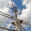 Mast ship — Stock Photo #8561510