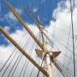 Mast ship — Stock Photo #8597742