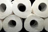 Rolls of toilet paper — Stock Photo