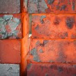 Stock Photo: Iron blocks