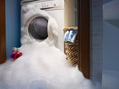 Home disasters — Foto Stock