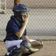 Youth Baseball — Stock Photo