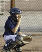 Baseball jeunesse — Photo