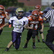 Stock Photo: Youth football League