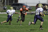 Youth football league — Stockfoto