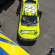Stock Photo: NASCAR 2012: Sprint Cup Series Subway Fresh Fit 500 Mar 03