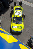 NASCAR 2012: Sprint Cup Series Subway Fresh Fit 500 Mar 03 — Stock Photo