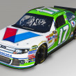 Stock Photo: NASCAR: DEC 10 Valvoline Race Car