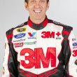 NASCAR: Dec 07 2012 3M Pre-Season Studio Shoot — Stock Photo