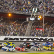 Stock Photo: NASCAR 2012: Sprint Cup Series Dayton500 Feb 27