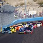 NASCAR 2012: Sprint Cup Series Subway Fresh Fit 500 MAR 04 — Stock Photo