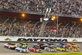 NASCAR 2012: Sprint Cup Series Daytona 500 Feb 27 — Stock Photo