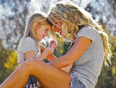 Mother Daughter — Stock Photo