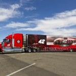NASCAR 2012: Sprint Cup Series Kobalt Tools 400 MAR 08 — Stock Photo