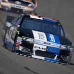 NASCAR 2012: Sprint Cup Series Auto Club 400 MAR 23 — Stock Photo