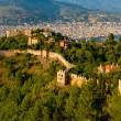 Alanya, Turkey, Panorama — Stock Photo