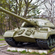 Soviet ww2 tank IS-2. — Stock Photo #10650586