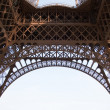 Royalty-Free Stock Photo: Eiffel Tower. fragment. Paris