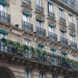 Hotel in Paris — Stock Photo #10256834