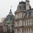 Foto Stock: Hotel de Ville. Paris. France