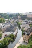 Luxembourg City. landscape — Stock Photo