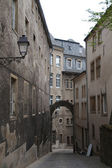 The gate to the Old City. Luxembourg — Stock Photo
