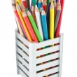 Various colour pencils i — Stock Photo