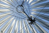 Sony Center Dome — Stock Photo