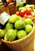 Vášeň ovoce a granátové jablko — Stock fotografie