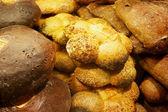 Rustic Bread — Stock Photo
