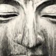 Buddhface — Stock Photo #8993369