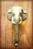 Elephant Handle — Stock Photo
