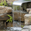 Waterfall on floriade 2012 — Stock Photo #10543824