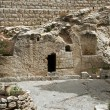 Stock Photo: Place of resurrection of Jesus Christ