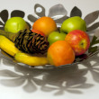 Decoration fruit — Stock Photo