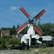 Dutch windmill — Stock Photo #9356166