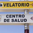Signs in spanish - 