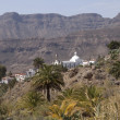 View on Santa Lucia de Tirajana - 