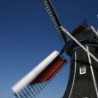 Dutch windmill — Stock Photo #10216835