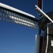 Part of a Dutch windmill — Stock Photo