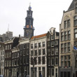View on amsterdam architecture — Stock Photo