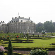 Royal palace Het Loo with renaissance garden — Stock Photo